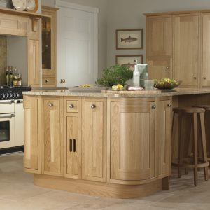 benefits of timber effect kitchen cabinets